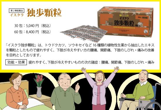 独歩顆粒☆埼玉中医薬研究会