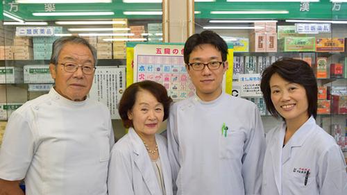 グレィト漢方薬局★埼玉中医薬研究会